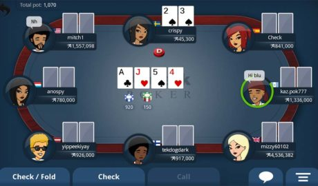 Mainkan Game Poker Online