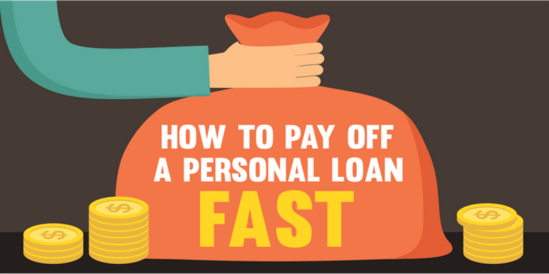 Paying Off the Personal Loan