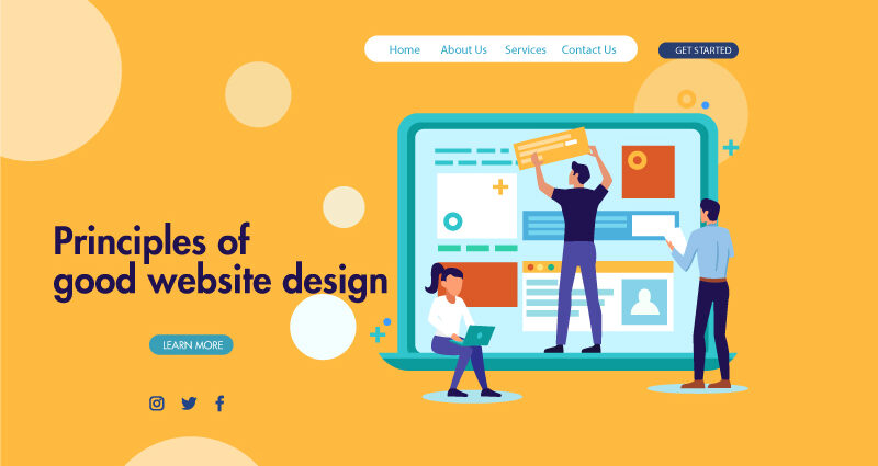 Principles-of-good-website-design